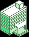 Flächenoptimierung zur zielgerichteten Strukturierung von Workspace