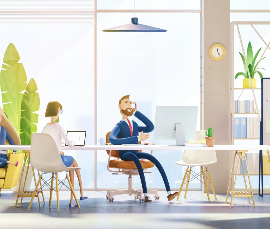 Moderne Arbeitswelten mit SEEDIT